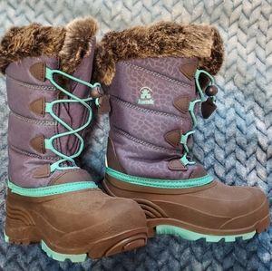 Kamik Girls SNOWGYPSY3 Winter Boots